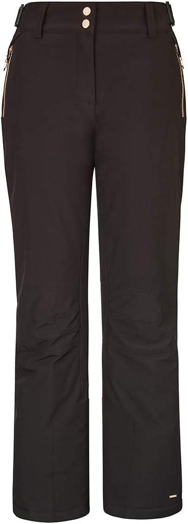 killtec Seattle Mall Women Snow Max 75% OFF Pants Color:Black Siranya Size:34