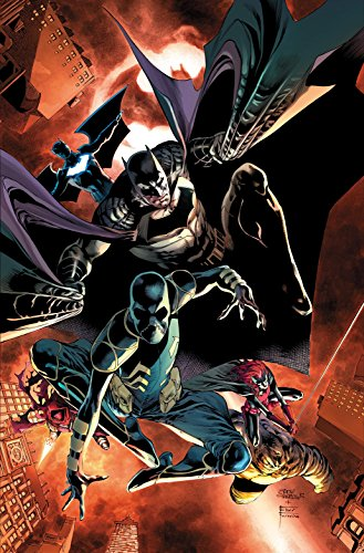 Batman: Detective Comics: The Rebirth Deluxe Edition Book 2 (Rebirth Batman: Detective Comics)