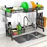 Dish Drying Rack Over The...
