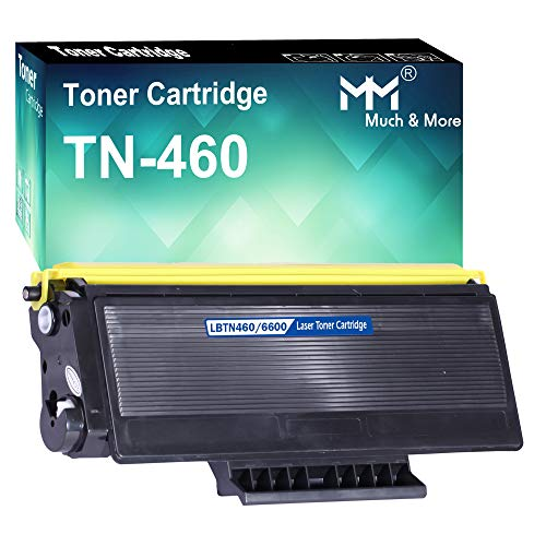 (1-Pack) Compatible TN450 Toner Cartridge TN-450 Used for Brother MFC-1260 MFC-1270 MFC-2500 MFC-8300 MFC-8500 MFC-8600 MFC-8700 MFC-9600 MFC-9650 MFC-9700 MFC-9800 Printer, Sold by MuchMore