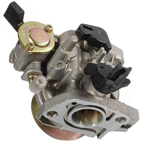 liutao Carburador 19mm carburador Kit carburador for Honda GX160 5.5/6.5 for HP-GX200 16100 ZH8-W61 Partes del Motor (Color : Silver Black)