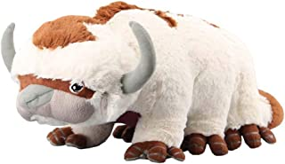 LevinArt Avatar Last Airbender Appa Plush Toy Soft Stuffed Animals Cattle and Bat Doll Children Toys