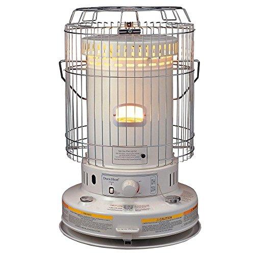 Dura Heat DH2304 Convection Kerosene Heater, Portable,  Indoor