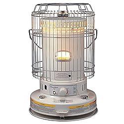 Dura Heat DH2304 Convection Indoor Kerosene Heater Review
