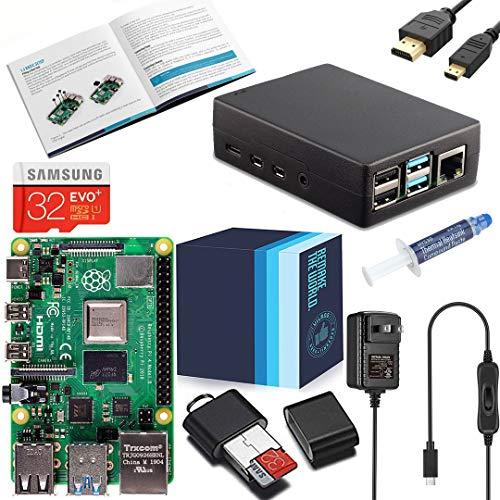 Raspberry Pi 4 4GB RAM - Aluminum XTG Starter Kit - Vilros