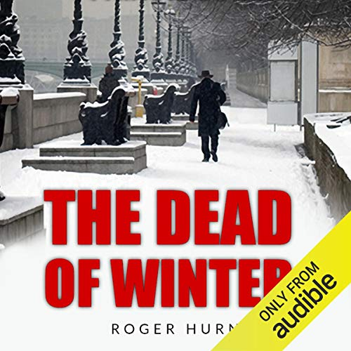 The Dead Winter audiobook cover art