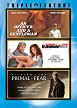Richard Gere Triple Feature: (An Officer and a Gentleman / Primal Fear / Runaway Bride)