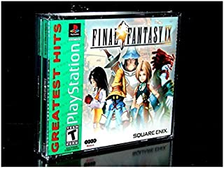 Final Fantasy IX FF 9 (PLAYSTATION 2 PS1 / PS2) ***NEW SEALED*** by UNBRANDED [並行輸入品]