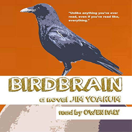 Birdbrain audiobook cover art