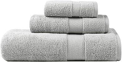 DIAOJIA Soft spa 3 Piece, 100% Turkish Genuine Cotton Premium & Luxury Towels Bathroom Sets, 1 Bath Towel 30x60 inch, 1...