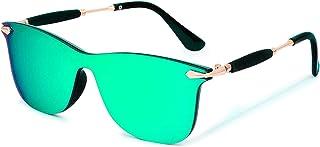 6c03b53f5 Ivonne Stylish UniBody Lens Design Mirror Goggles Wayfarer Sunglasses For  Men, Women, Boys,