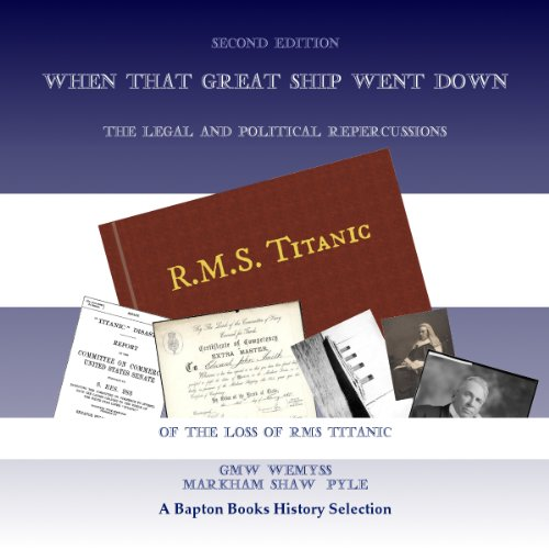 When That Great Ship Went Down audiobook cover art
