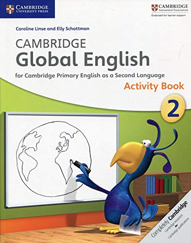 Cambridge Global English Stage 2 Activity Book: For Cambridge Primary English as a Second Language