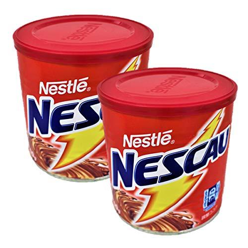【2個セット】ココアパウダー ネスカウ ネスレ 400g×2 Nescau Nestle