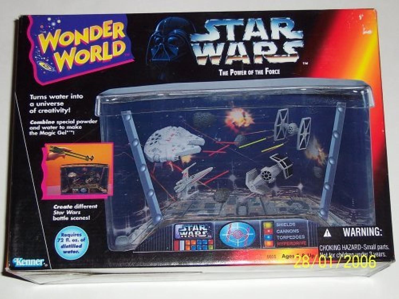 STAR WARS POWER OF THE FORCE WONDER WORLD