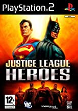 Justice League Heroes