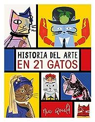 Historia del arte en 21 gatos par Nia Gould