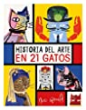 Historia del arte en 21 gatos par Gould