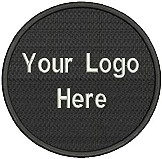 Custom Embroidered Logo Patch Iron Sew Patch - Personal (Customize)