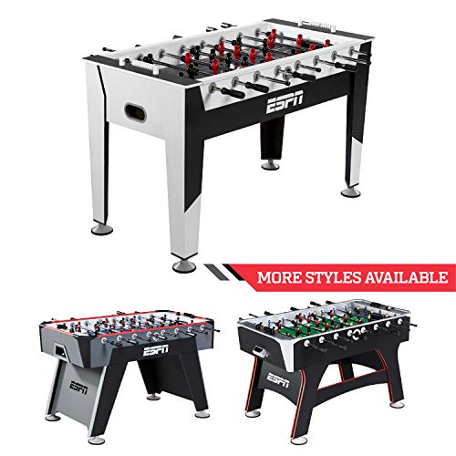 ESPN Arcade Foosball Table - Available in Multiple Styles