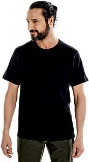MAMMUT 猛犸象 男士 户外 轻量 透 气创意口袋 速干衣 短袖T恤 1017-10001