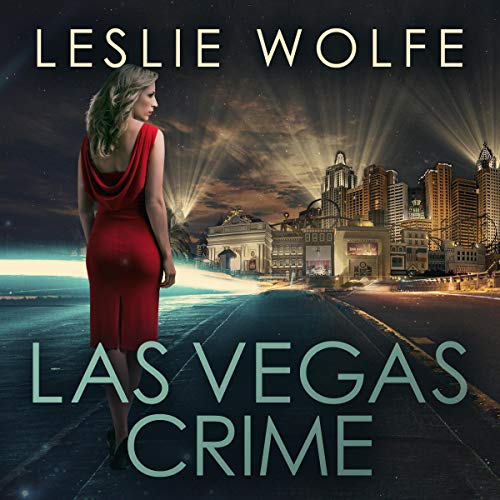 Las Vegas Crime: A Gripping Mystery Thriller audiobook cover art