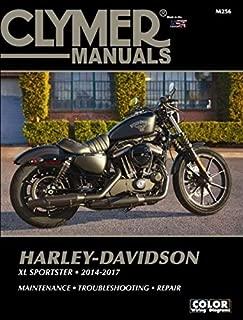 i5motorcycle 2014-2017 Harley Davidson Sportster Roadster XL 883 1200 Clymer Repair Manual M256