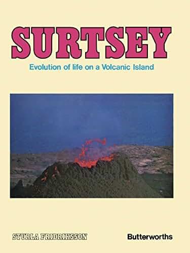 Surtsey: Evolution of Life on a Volcanic Island (English Edition)