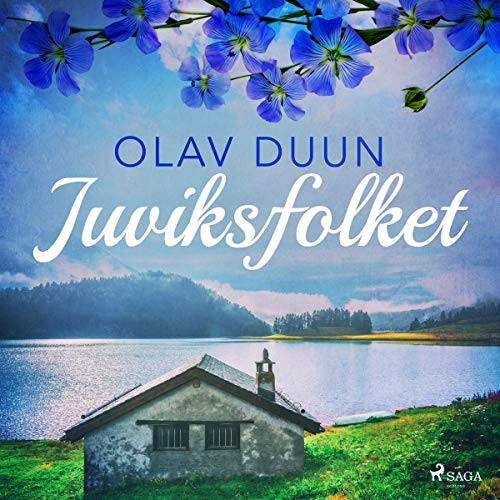 Juviksfolket audiobook cover art