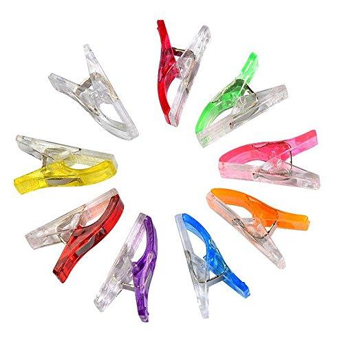 Clips Plástico Abrazaderas Edredón de costura Clip/Clip de Wonder/herramientas/accesorios de