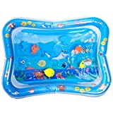 StillCool Tapis d'eau Gonflable de bébé, Centre de Jeu d'activité d'amusement d'activité d'enfant en Bas âge de Tapis de Ventre de Ventre