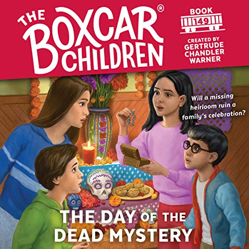 Couverture de The Day of the Dead Mystery