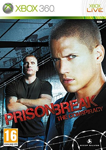 Third Party - Prison Break : The Conspiracy Occasion [ Xbox 360 ] - 4020628506254