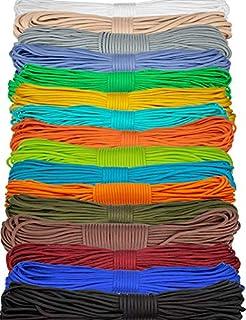OutdoorSaxx Outdoor Saxx- Paracord Seil, 4mm, Längen, 1-farbig, einfarbig