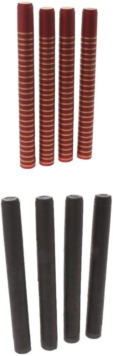 New color MagiDeal 200 PVC Wine Bottle Award Heat Capsules Shrink Cove Seal Caps