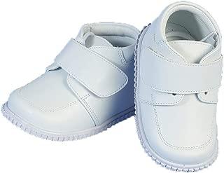 Toddler Girls Boys White Christening Easter Shoes 4-5