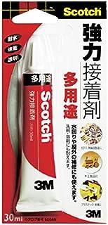 3M スコッチ 強力接着剤 多用途 30ml 6004N