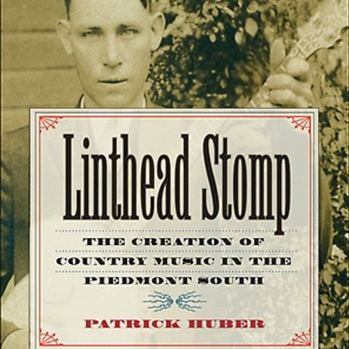 Linthead Stomp audiobook cover art