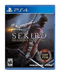 Sekiro Shadows Die Twice - PlayStation 4 (B07DJWBYJN) | Amazon price tracker / tracking, Amazon price history charts, Amazon price watches, Amazon price drop alerts