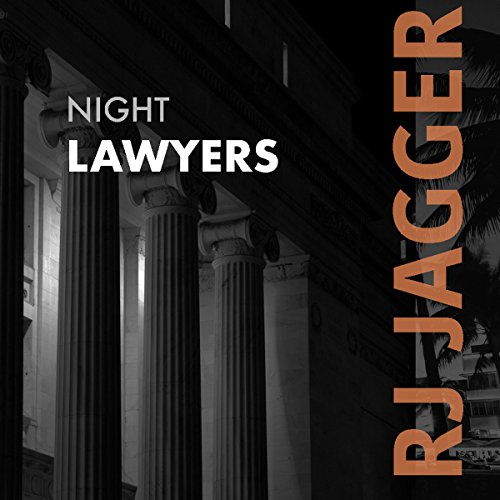 Night Lawyers audiobook cover art
