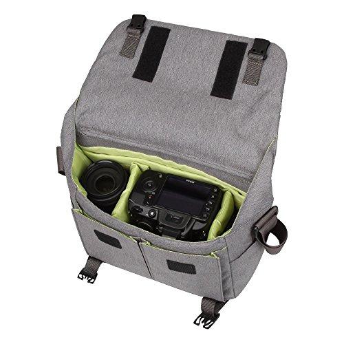 HAKUBA カメラバッグ プラスシェル シティ03 メッセンジャー 4.5L M グレーSP-CT03-MBMGY