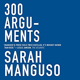 300 Arguments: Essays cover art