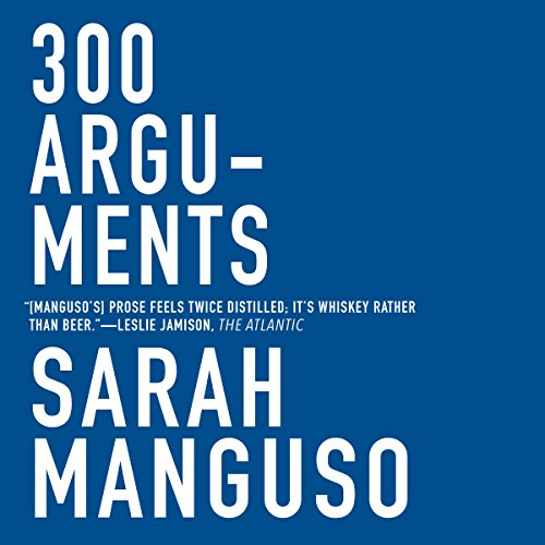 300 Arguments: Essays audiobook cover art