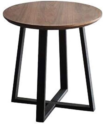 Amazon.com: Walker Edison 18 Wrap redonda de metal mesa ...