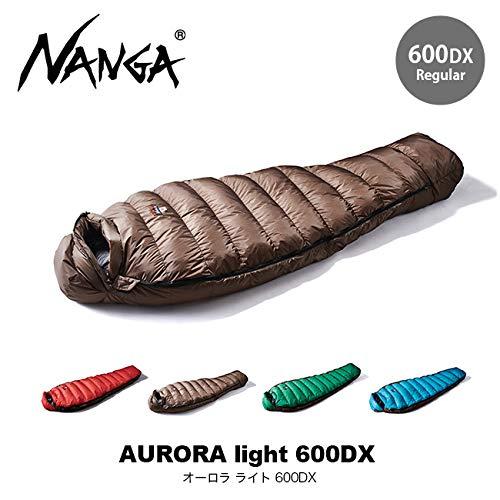 NANGA(ナンガ)オーロラライト600DXREDレギュラー