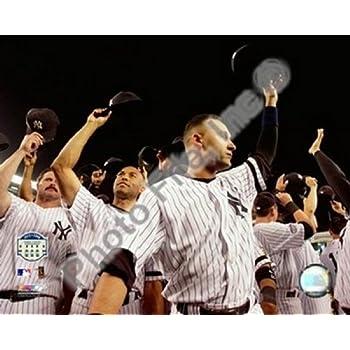 Derek Jeter Final Game at Yankee Stadium Photo Size: 8 x 10