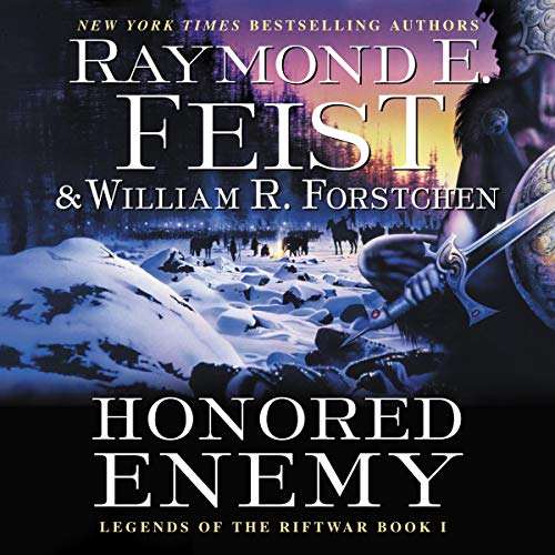 Couverture de Honored Enemy