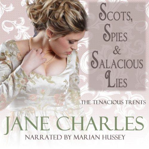 Scots, Spies & Salacious Lies audiobook cover art