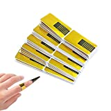 200pcs del arte del clavo Extensión Formas, Bandeja de papel de uñas, Nail Forms Gel UV, Para Uñas manualidades donaciones