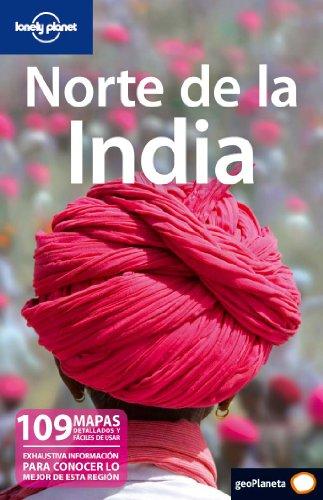 Norte de la India 1 (Guías de País Lonely Planet) [Idioma Inglés]